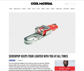 lighter-holder-cool-material