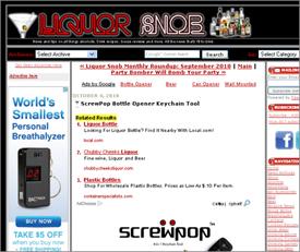 liquor-snob